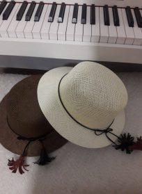 کلاه بهارانه لبه کوتاه