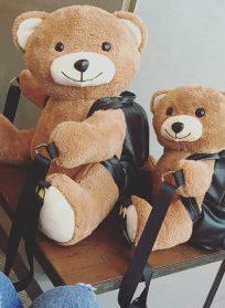 کوله پشتی خرس عروسکی