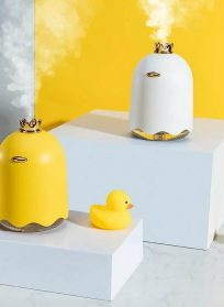 دستگاه بخور سرد طرح اردک تاج دار