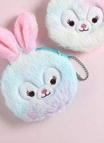 کیف هندزفری پشمی خرگوشی
