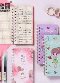 دفترچه ی دختر بامزه