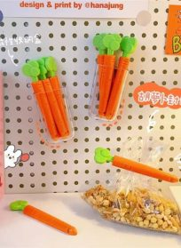 کلیپس نگهدارنده هویجی